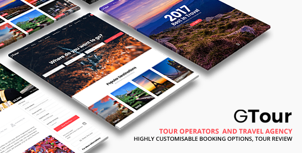 Grand Tour | Tour Travel WordPress WordPress Heath Crawford