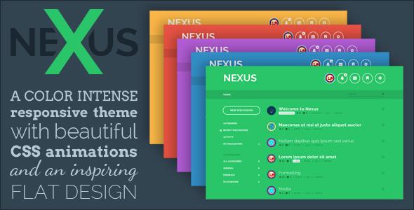 Nexus - Premium Vanilla 2 Theme Forums Ujarak Durward