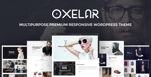Oxelar - Fashion Responsive WordPress Theme Wilt Juvenal