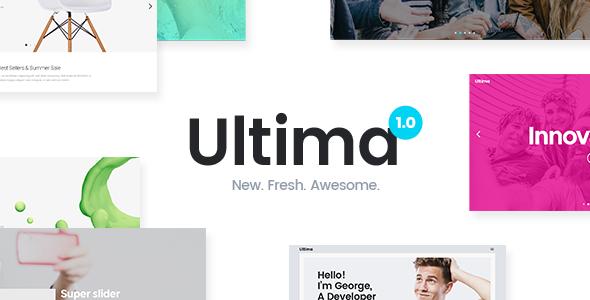 Ultima - A Multi-Purpose WordPress Theme Emmanuel Eugene