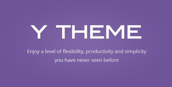 Y THEME - Flexibility | Productivity | Simplicity Yoshirou Jem