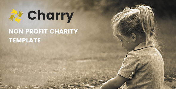 Charry - Non Profit Charity WordPress Themes Audley Suleiman
