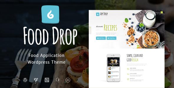 Food Drop | Food Ordering & Delivery App Hoyt Ratna