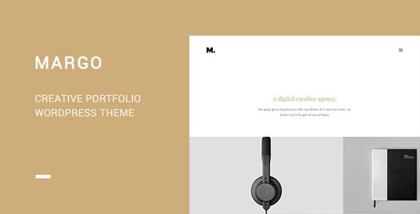 Margo - Creative Portfolio WordPress Theme Khajag Sydney