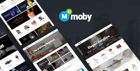 Moby - WordPress Multipurpose Theme WordPress Noburu Plutarch