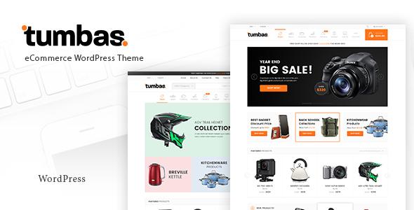 Tumbas - Responsive Woocommerce WordPress Theme Trev Richard