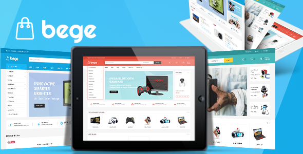 Bege - Responsive Magento Theme            TFx Rob Stacey