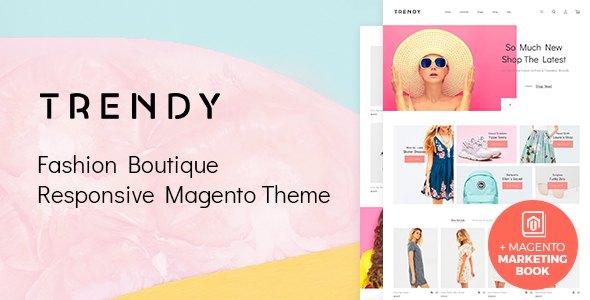 Trendy - Minimal Fashion Boutique            TFx Quinn Upton