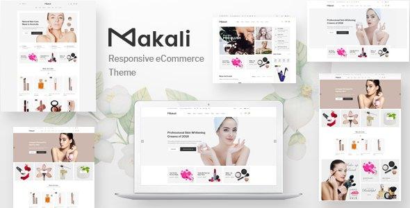 Makali - Responsive PrestaShop Theme            TFx Iggy Yoshirou