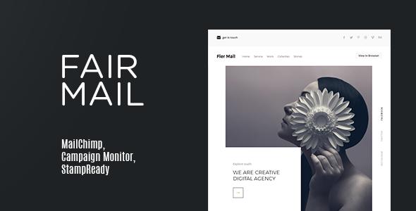 Fair Mail | Email Newsletter            TFx Warrick Yuuma