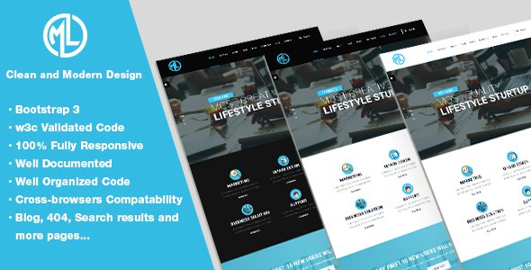 MLBUILD - Corporate and Business Template            TFx Jaci Harold