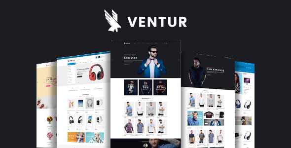 Ventur - Fashion OpenCart Theme (Included Color Swatches)            TFx Theobald Elihu