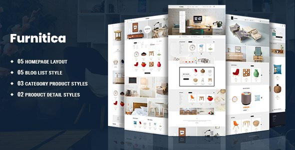 Furnitica - Minimalist Furniture HTML Template            TFx Sota Aylmer