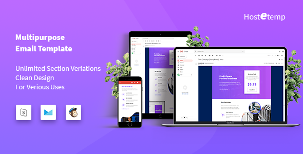 Hostetemp - Multipurpose Email Templates            TFx Issy Dacre