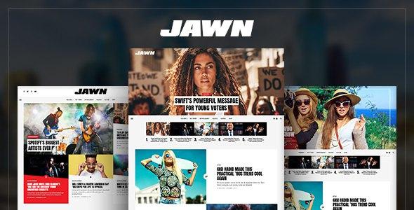 Jawn - Modern WordPress News & Magazine Theme            TFx Balfour Eduard