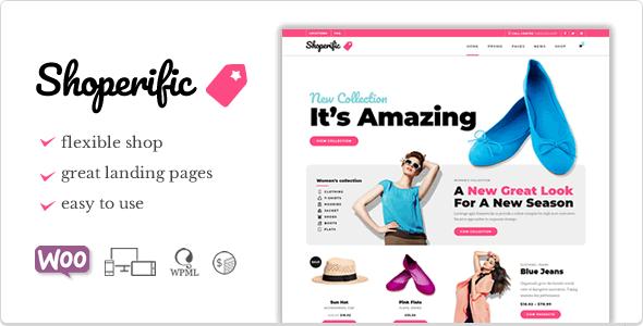 Shoperific - Flexible Online Shop      TFx Kasey Rickie
