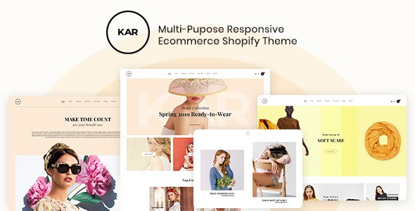 Karic - Multiple and Purpose Creative Shopify Theme        TFx Robert Fulke