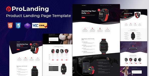 Prolanding - Product Landing Page        TFx Kipling Balam