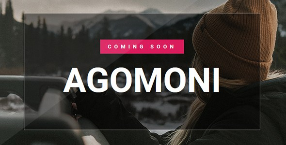 Agomoni || Under Construction / Coming Soon Template        TFx Stacy Curtis