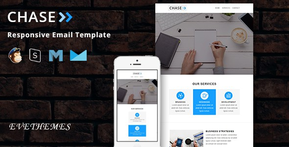 Chase - Responsive Email Template        TFx Shouta Wilton