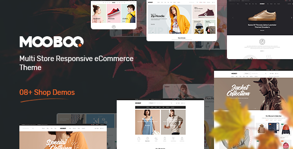 Mooboo - Fashion Theme for WooCommerce WordPress        TFx Azat Delroy