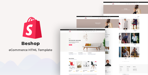 Beshop - eCommerce HTML Template        TFx Selby Jeffery