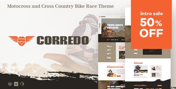 Corredo | Bike Race & Sports Events WordPress Theme        TFx Pancras Kameron
