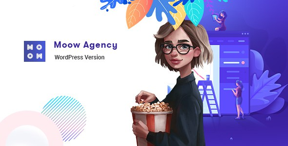 Moow - Agency WordPress Theme        TFx Hannibal Ichirou