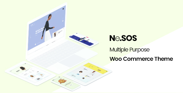 NeSOS - Multipurpose WooCommerce WordPress Theme        TFx Henderson Ovid