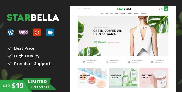StarBella - Multipurpose WooCommerce Theme        TFx Rolo Ara
