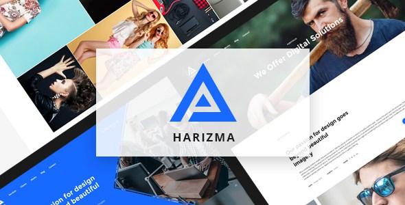 Harizma – Agency HTML5 Template        TFx Erik Ripley