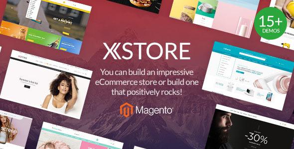 XStore - Responsive Magento 2 Theme        TFx Kendal Leroi