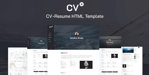 CVR- CV-Resume Template        TFx Willoughby Humbert