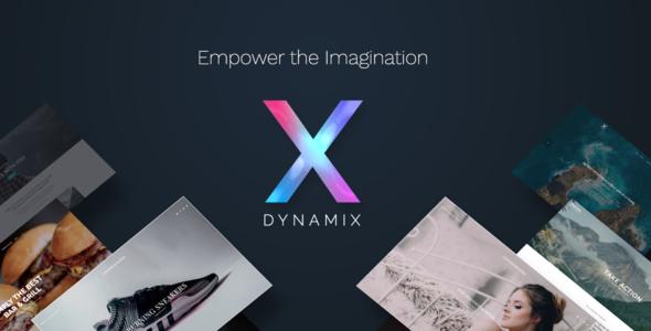 DynamiX - Business / Corporate WordPress Theme        TFx Hugh David