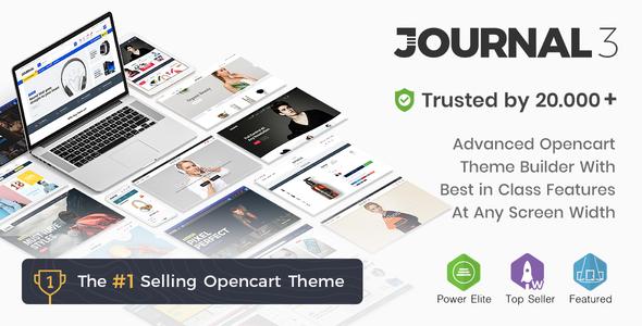 Journal - Advanced Opencart Theme        TFx Danny Caligula