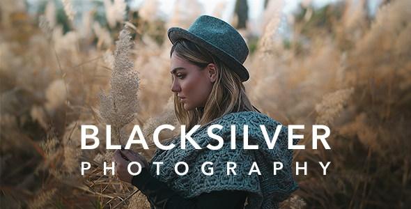 Blacksilver | Photography Theme for WordPress        TFx Zachery Kenelm