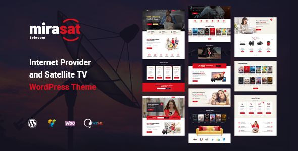 Mirasat - Internet Provider and Satellite TV WordPress Theme        TFx Henderson Geronimo