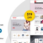 Shopinia – Multipurpose WooCommerce Theme TFx ThemeFre