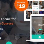 iGuru – Education amp Courses WordPress Theme TFx ThemeFre