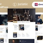 Juristic – Lawyer amp Attorney WordPress Theme TFx ThemeFre