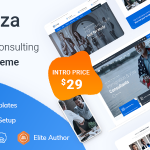 Liviza – Immigration Consulting WordPress Theme TFx ThemeFre