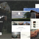 Funero – Funeral Services amp Cremation WordPress TFx ThemeFre