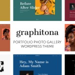 Graphitona – Portfolio Photo Gallery WordPress Theme TFx ThemeFre