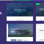 Qxygen – Single Property WordPress Theme TFx ThemeFre