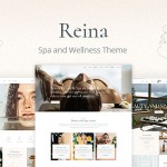 Reina – Spa and Wellness Theme TFx WordPress ThemeFre