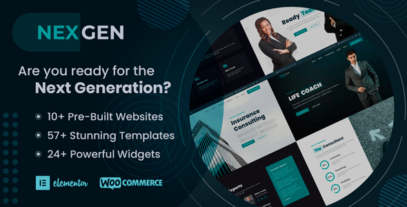 Nexgen - Multi-Purpose amp All-in-One WordPress Theme TFx ThemeFre