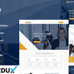 Advisom  Law Firm WordPress Theme TFx WordPress ThemeFre
