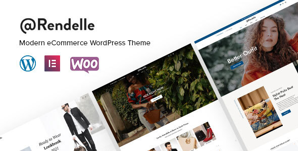 Arendelle  Modern eCommerce WordPress Theme TFx ThemeFre