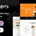 Bagery – Ice Cream Shop WordPress Theme TFx ThemeFre