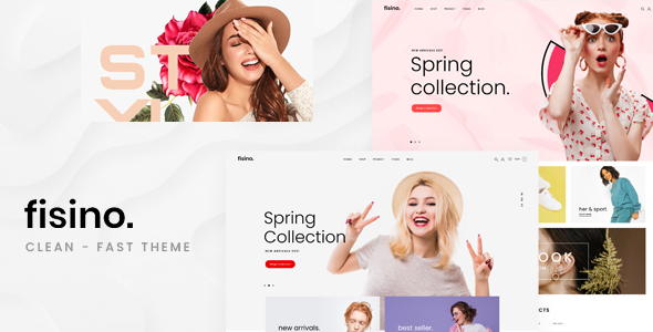 Fisino - Fashion WooCommerce WordPress Theme TFx ThemeFre